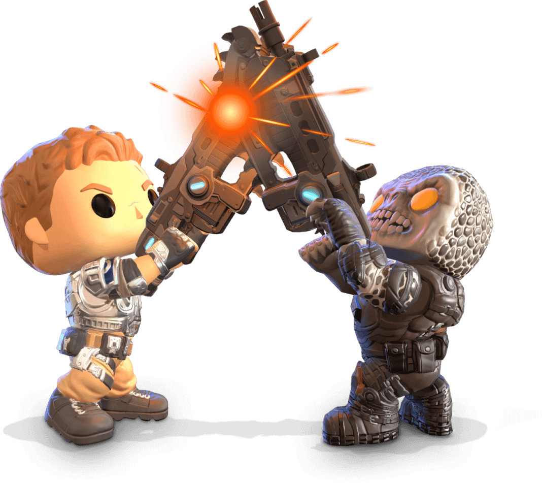 Gears Pop Release Date and Info
